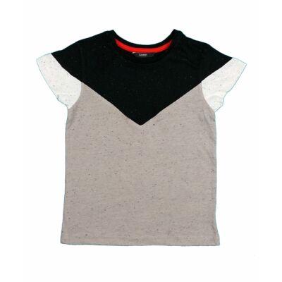 Szürke-fekete póló (128)