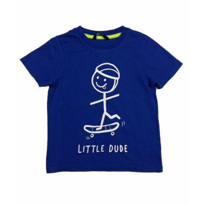 Kék Little Dude póló (104)