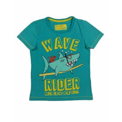 Kék cápás póló (104)