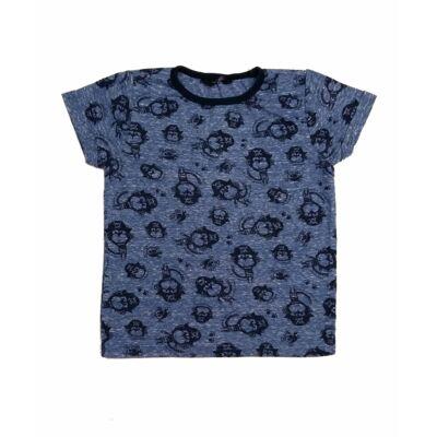 Kék majmos póló (104)