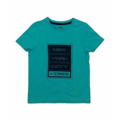 Zöld NewYork póló (116)
