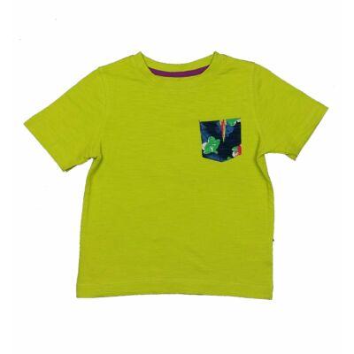 Zöld zsebes póló (98)