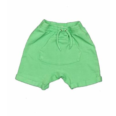 Zöld short (110)
