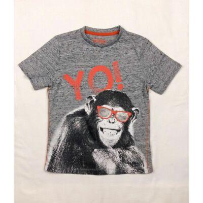 Szürke majmos póló (122)