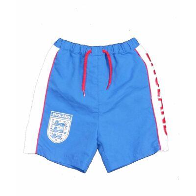 Kék England short (98)