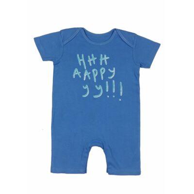 Kék Happy napozó (80)