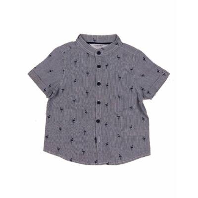 Kék mintás ing (98)