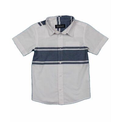 Kék-fehér ing (110)