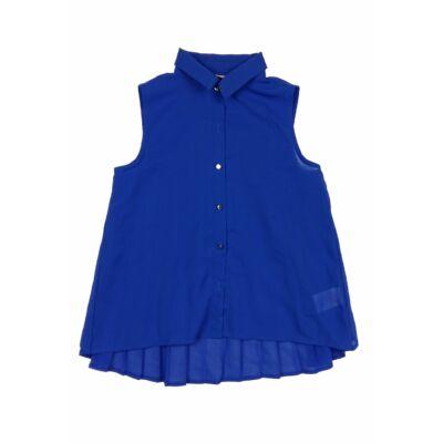 Kék muszlin blúz (146)