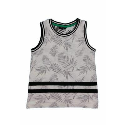 fekete leveles trikó (122)