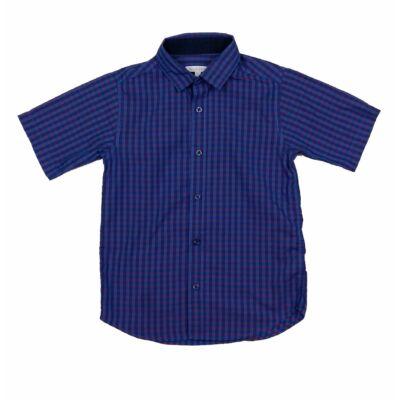 Kék kockás ing (122)