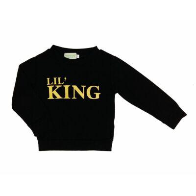 Fekete King póló (80)