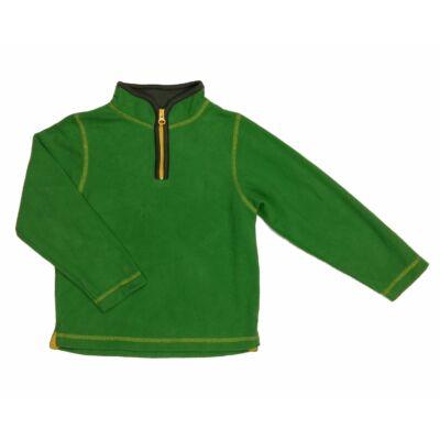 Zöld zipes polárpulcsi (116)