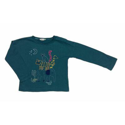 Zöld vadállatos póló (98)