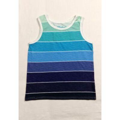 Kék csíkos trikó (140)