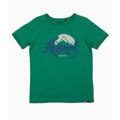 Zöld animal póló (152)