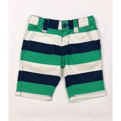Zöld csíkos short (92)