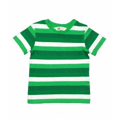 Zöld csíkos póló (92)