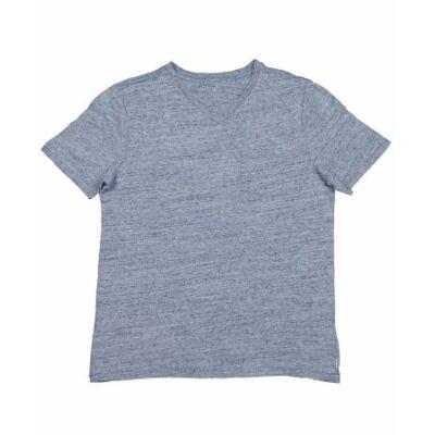 Kék zsebes póló (164)