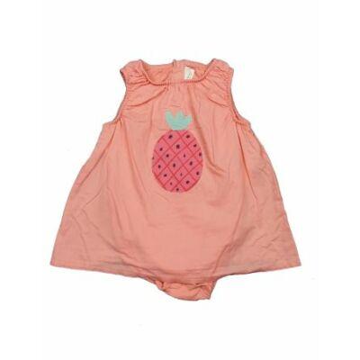 Ananászos bodys ruha (86)