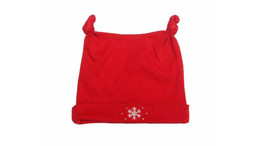 PIros hópihés sapi (62) - 56-62 (0-3 hónap) - Minőségi angol használt és új  gyerekruhák 0b77da5252