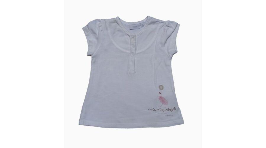 17d4a7da97 Madaras póló (74) - 68-74 (3-9 hónap) - Minőségi angol használt és új  gyerekruhák