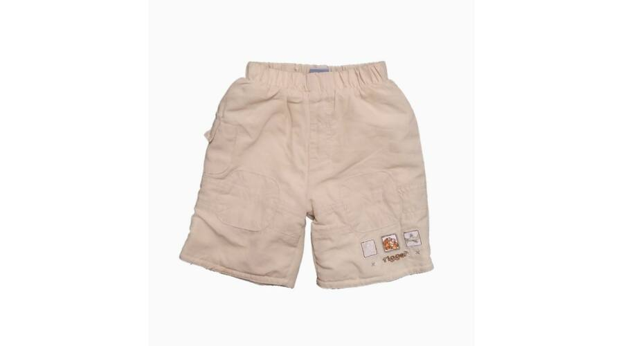 053139f1a1 Krém Tigger bélelt nadrág (56) - 56-62 (0-3 hónap) - Minőségi angol  használt és új gyerekruhák