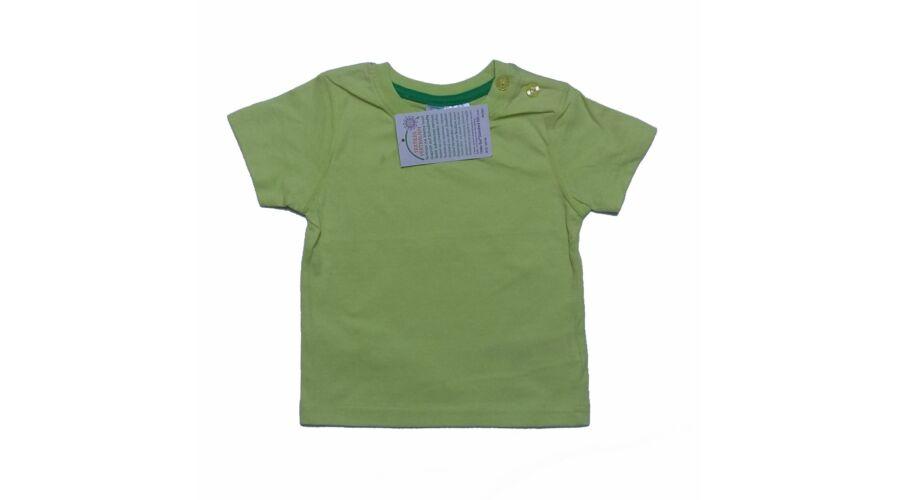 5c60b0913b Zöld póló (104) - 104-110 (3-5 év) - Minőségi angol használt és új ...