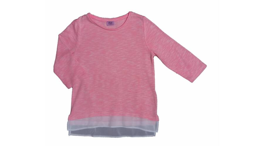 Rózsaszín pulcsi (128) - 128-134 (7-9 év) - Minőségi angol használt ... f5e7ddd9ab
