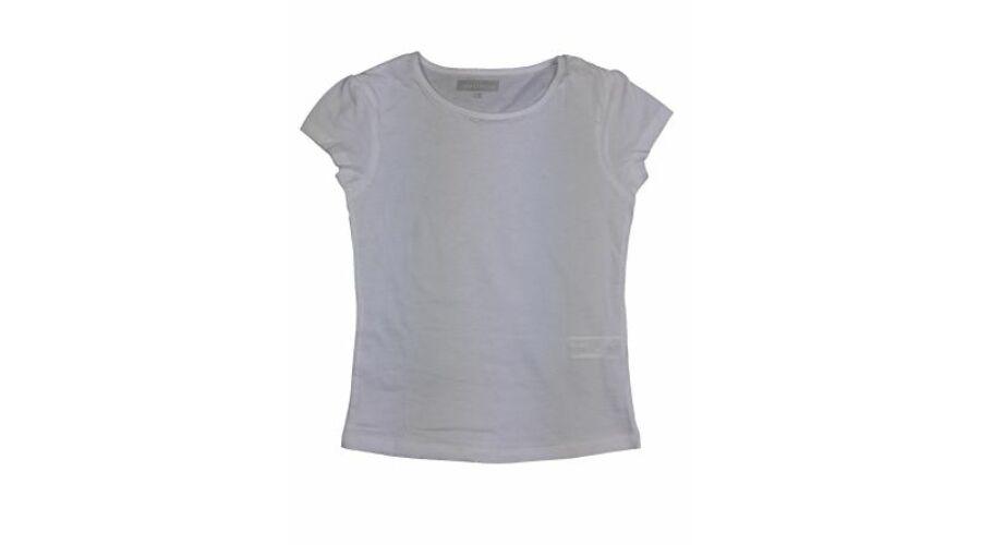 Fehér póló (128) - 128-134 (7-9 év) - Minőségi angol használt és új ... e55fcdefd5