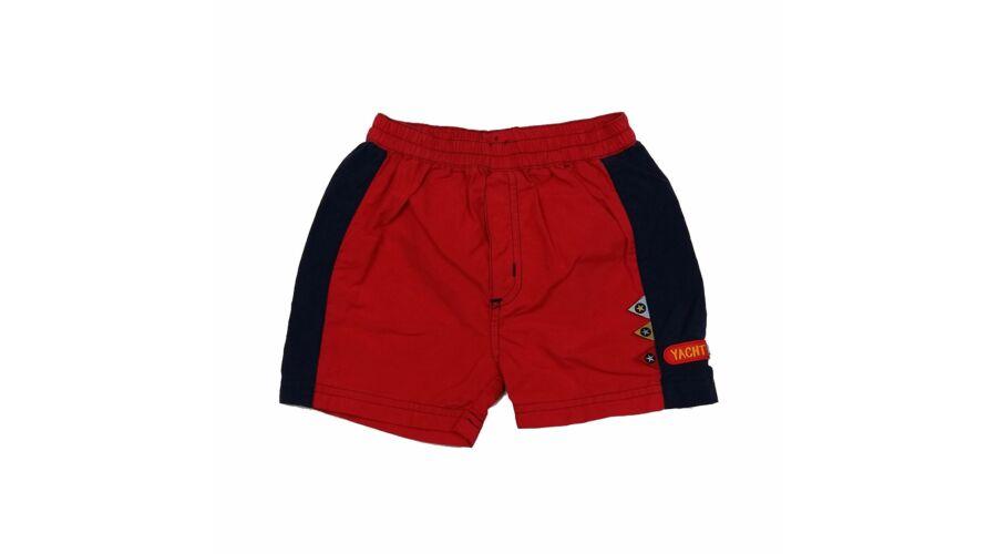03728fae94 Kék-piros short (80) - 80-86 (9-18 hónap) - Minőségi angol használt ...