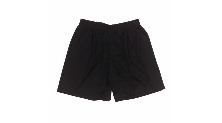Fekete sportshort (134) - 128-134 (7-9 év) - Minőségi angol használt és új  gyerekruhák 79c752e294