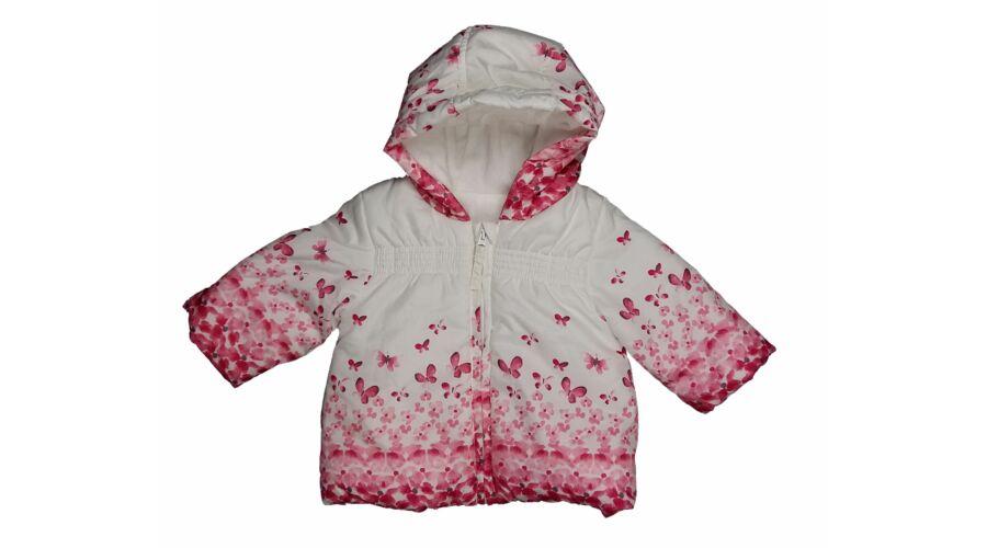 Pillangós télikabát (62) - 56-62 (0-3 hónap) - Minőségi angol használt és új  gyerekruhák acebb1ce73