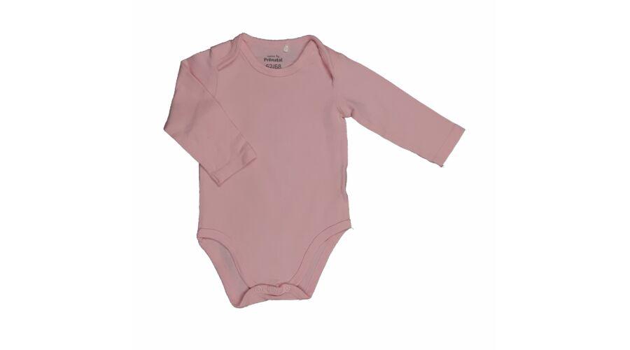 f97ec88a9d Rózsaszín body (68) - 68-74 (3-9 hónap) - Minőségi angol használt és új  gyerekruhák