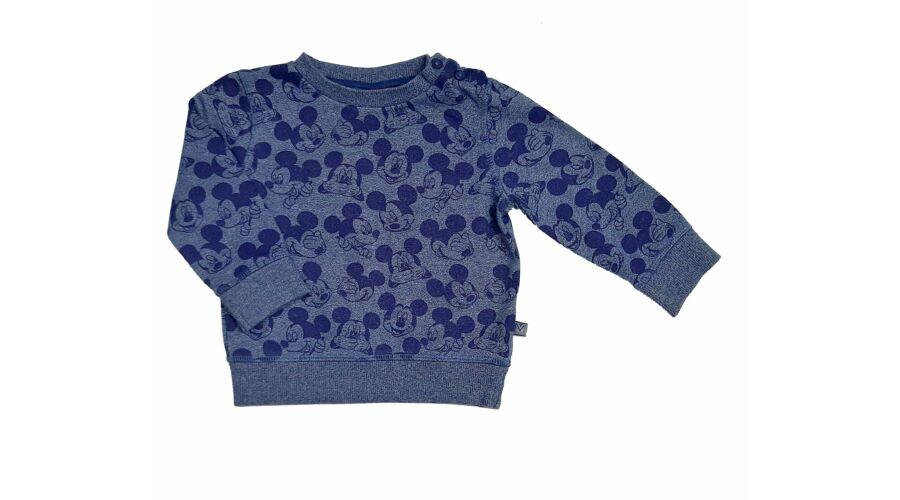 15b25d36671d Kék Mickey pulcsi (80) - 80-86 (9-18 hónap) - Minőségi angol használt és új  gyerekruhák