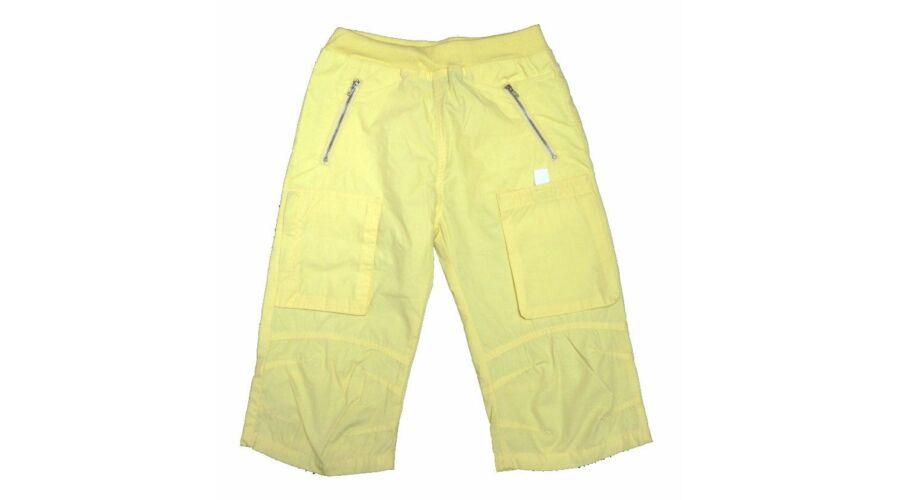 Citromsárga zsebes nadrág (128) - 128-134 (7-9 év) - Minőségi angol ... afd21ed5cb
