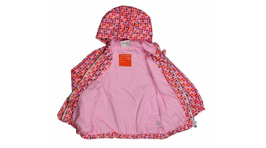 14ed974dd7 Színes pöttyös átmeneti kabát (86) - 80-86 (9-18 hónap) - Minőségi ...