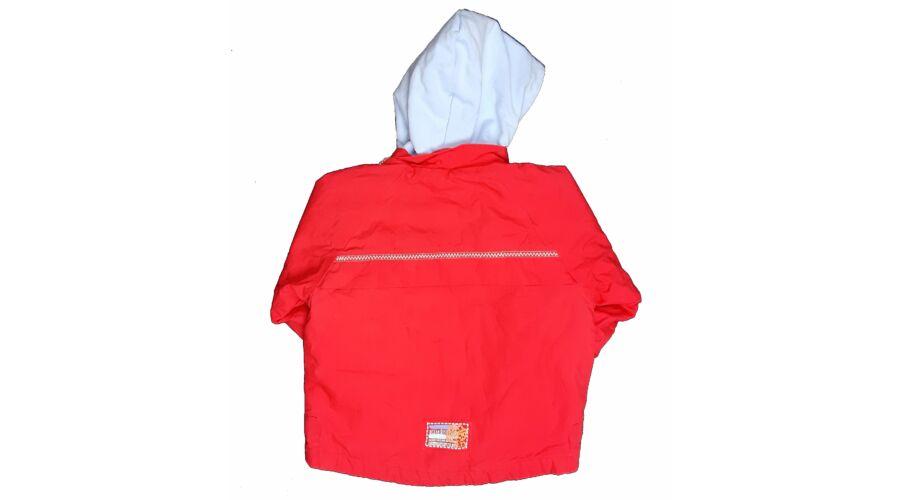 Piros átmeneti dzseki dae2291e1f