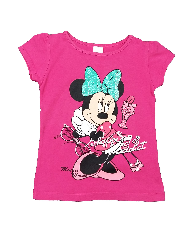 ea4961e5e0 Pink Minnie póló (110) - 104-110 (3-5 év) - Minőségi angol használt és új  gyerekruhák