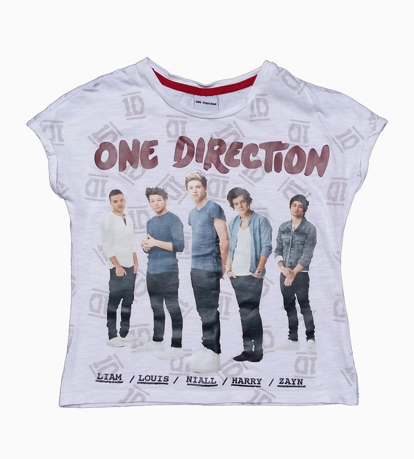 00e21698bb 1D póló (128) - 128-134 (7-9 év) - Minőségi angol használt és új gyerekruhák