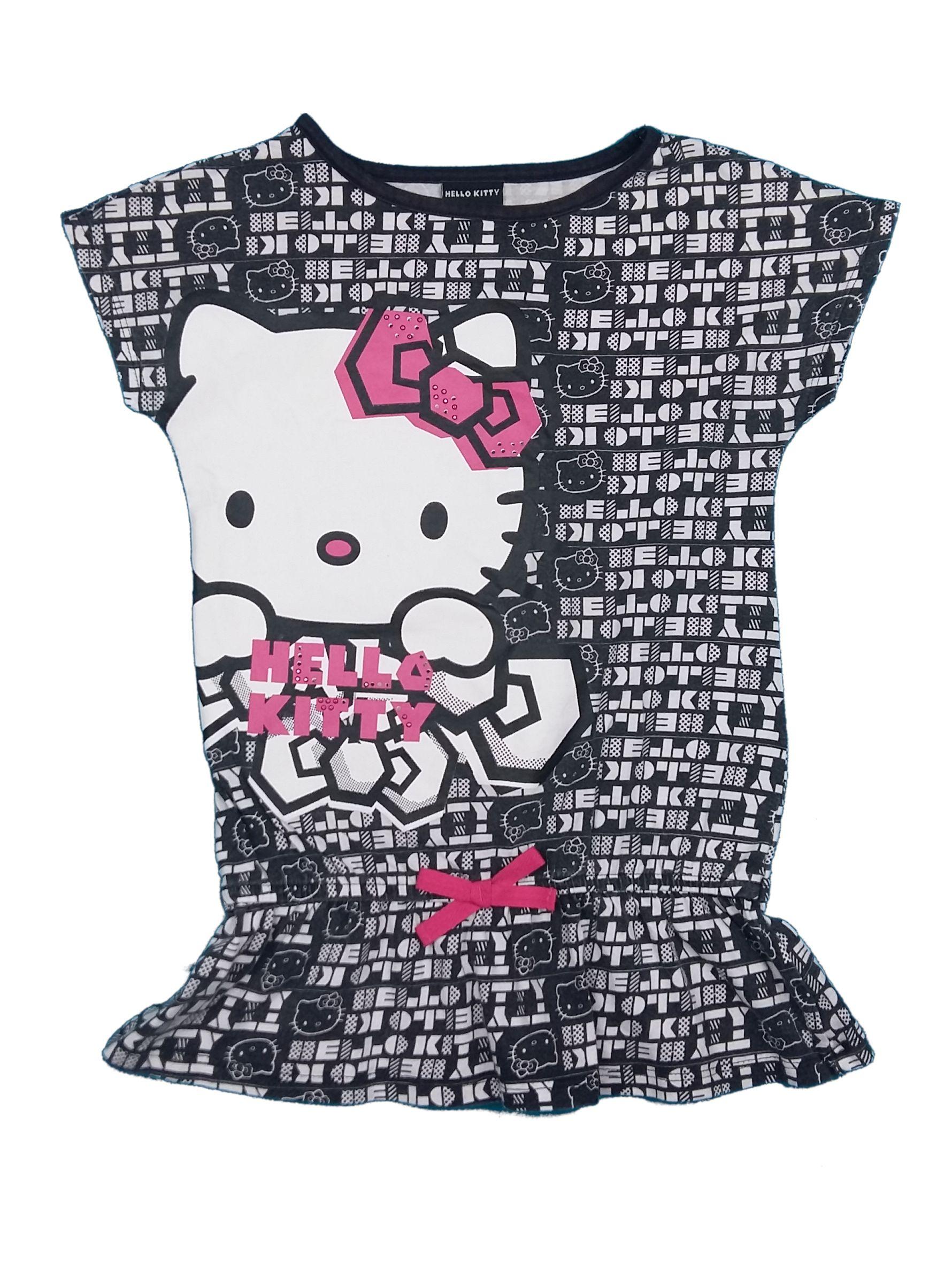 Hello Kitty tunika (128) - 128-134 (7-9 év) - Minőségi angol használt és új  gyerekruhák bcd52fa341