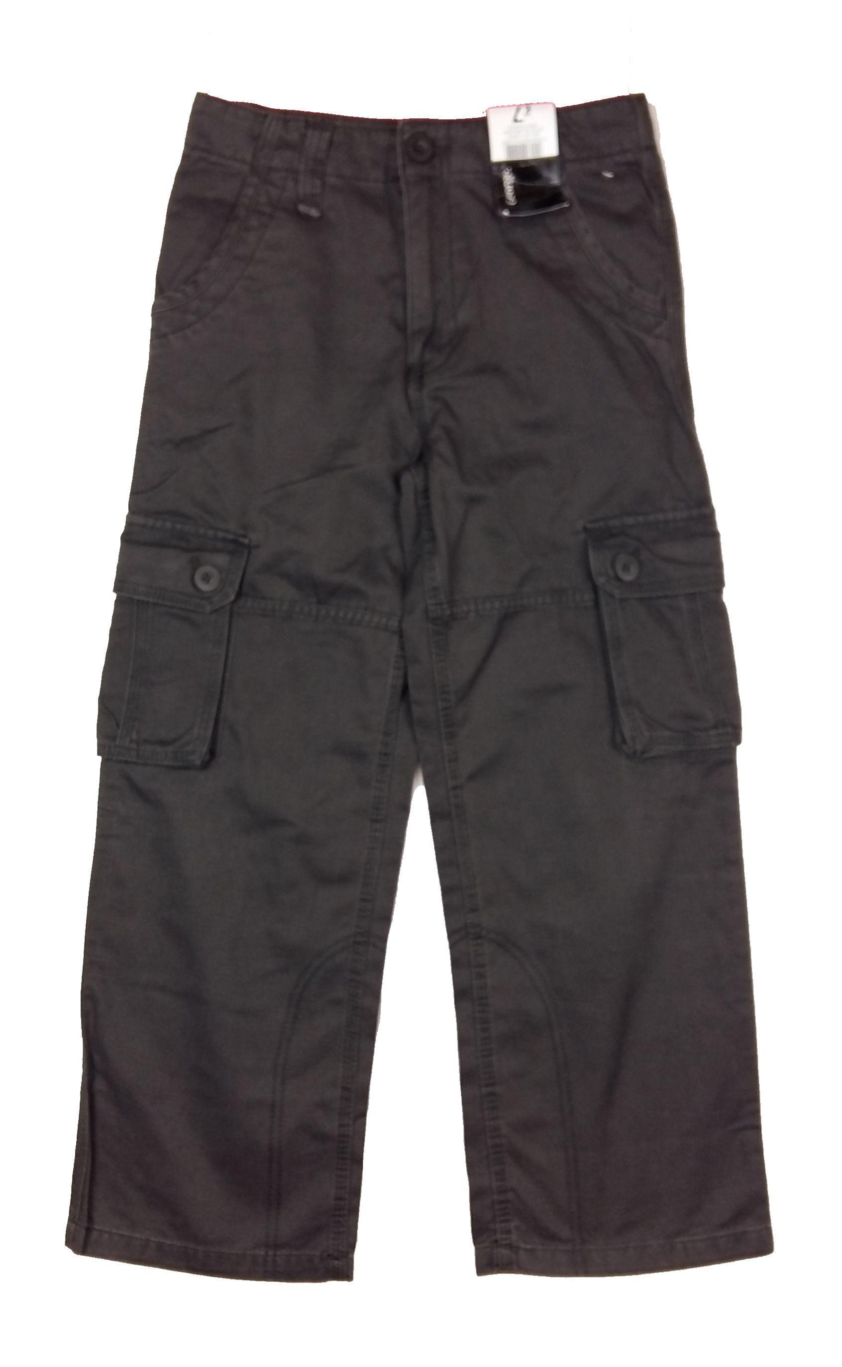 Barnászöld zsebes nadrág (134) - 128-134 (7-9 év) - Minőségi angol használt  és új gyerekruhák ff0526a88b